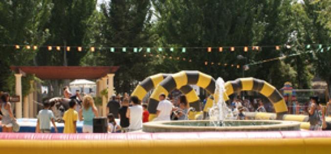 Exito de participación en las Fiestas
