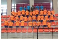 Cuarenta niños han disfrutado del I Campus Multideportivo de Verano