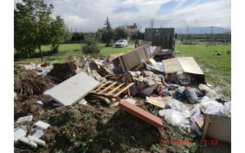 La Concejalía de Medio Ambiente sancionará a los autores de vertidos ilegales en el término municipal
