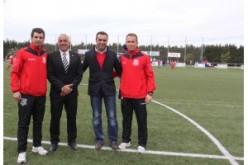 La Copa COVAP reúne a futbolistas alevines de toda la provincia en una jornada de convivencia y formación en alimentación deportiva