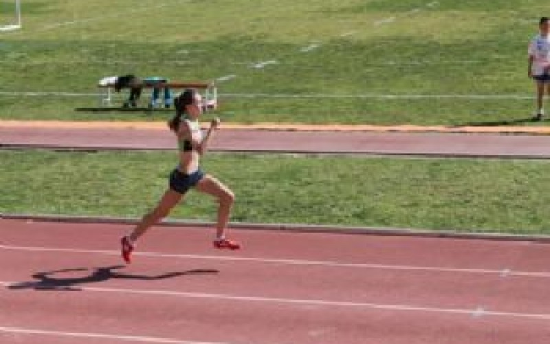 """Carmen Ruiz (atleta): """"La pista es mi segunda casa"""""""