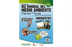 Alhendín celebra el Día Mundial del Medio Ambiente con actividades gratuitas y solidarias