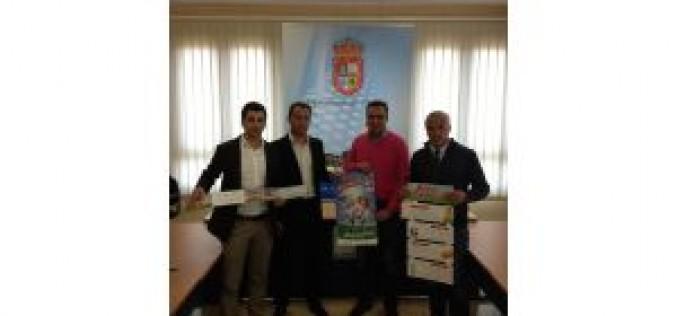 Alhendín, sede en Granada de la I Copa Infantil COVAP