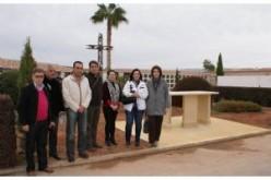 Acondicionan el cementerio municipal para la celebración del Día de Todos los Santos