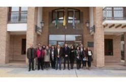 """Alcaldes y concejales de Alhendín y Lanjarón comparten experiencias y """"copian"""" las mejores iniciativas"""