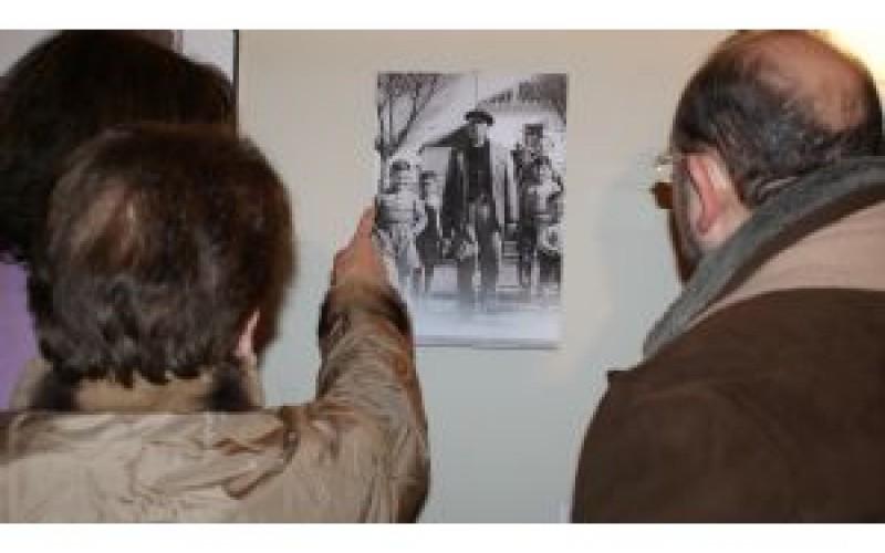 Una exposición de fotos antiguas recupera el patrimonio y la cultura tradicional de Alhendín