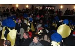 Doscientos participantes en el Carnaval 2013