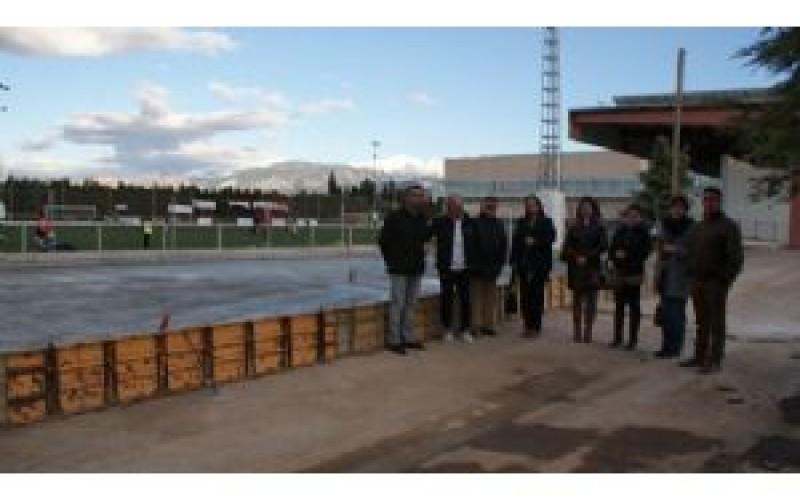 El Ayuntamiento recupera una subvención de Diputación de 2009 para ejecutar una nueva pista de pádel