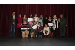 La butaca vacía triunfa en el IX Certamen de Teatro No Profesional, que ha congregado a cerca de 2000 espectadores