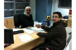 Antonio Barea, nuevo entrenador del equipo de fútbol CB Alhendín