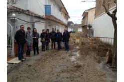 Las obras de la Calle Cádiz estarán listas en el plazo de un mes