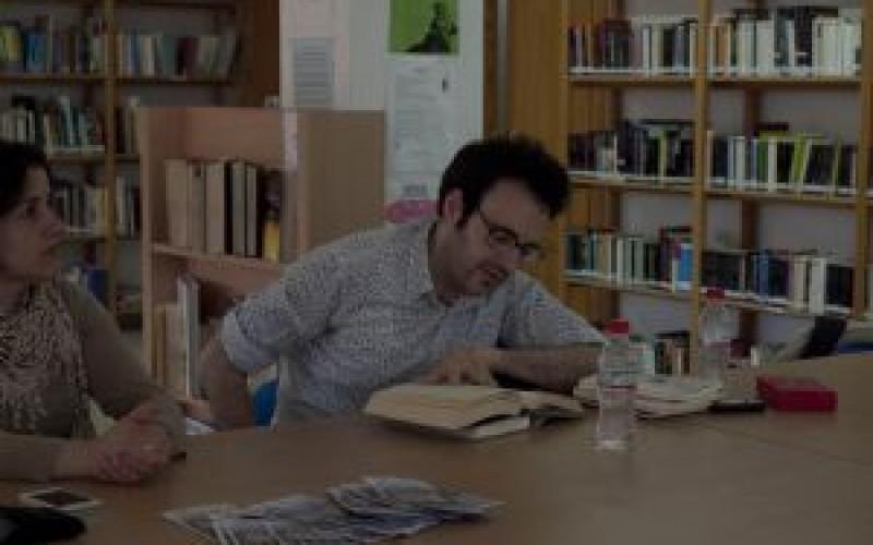 """Juan Andrés García: """"La poesía habla de lo que se pierde, pero también de lo que permanece"""""""