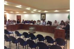 """Aprueban en pleno, y por unanimidad, una solicitud para que la Junta acometa arreglos """"urgentes"""" en el colegio"""