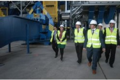 La planta de residuos sólidos cuenta con la tecnología de reciclaje más avanzada de España tras la ampliación y mejora de sus instalaciones