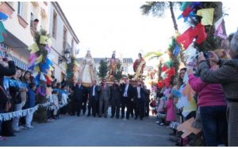 Aprobada en pleno la solicitud de las Reverencias del Domingo de Resurrección como Fiesta de Interés Turístico de Andalucía