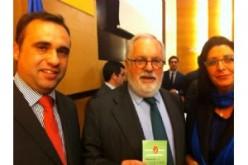 El Ayuntamiento recibe a los ganadores de la Copa Diputación 2013 de Fútbol Sala