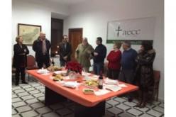 La Junta Local de la AECC estrena sede en el antiguo ayuntamiento