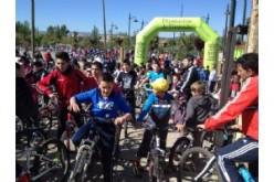 Más de 500 personas disfrutan del Día de la Bicicleta