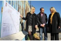 Arranca la cuarta fase de las obras de la carretera que unirá Alhendín con Las Gabias