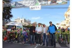 Más de 250 participantes en el Trofeo Federación Andaluza de Ciclismo en Alhendín