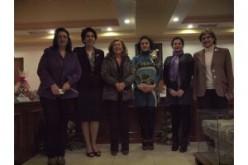 """Rosa María Ginel: """"La igualdad sólo se combate con la educación dentro del hogar"""""""