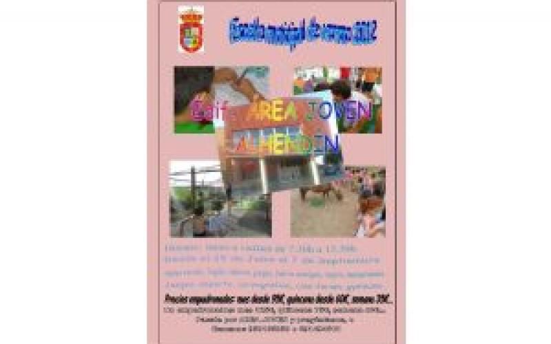 La Escuela Municipal de Verano abrirá sus puertas el 25 de Junio