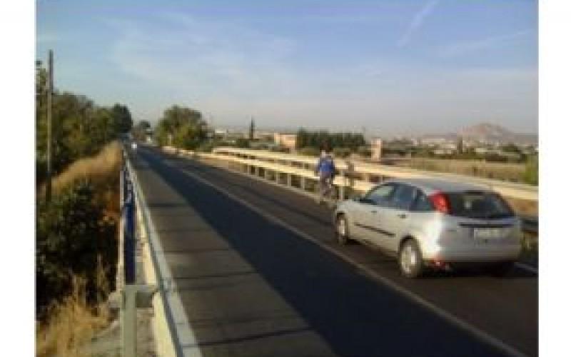 Una pasarela peatonal y un carril bici conectarán Alhendín y Granada