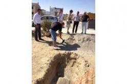 Colocada la primera piedra de la futura escuela infantil municipal