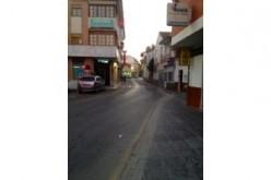 La Calle Aurora tendrá sentido único y aceras más anchas