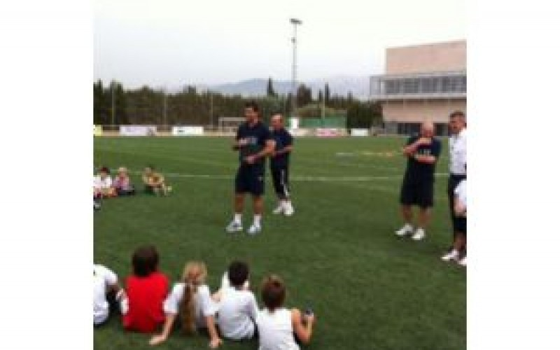 Arranca la temporada de las Escuelas de Fútbol Lucas Alcaraz