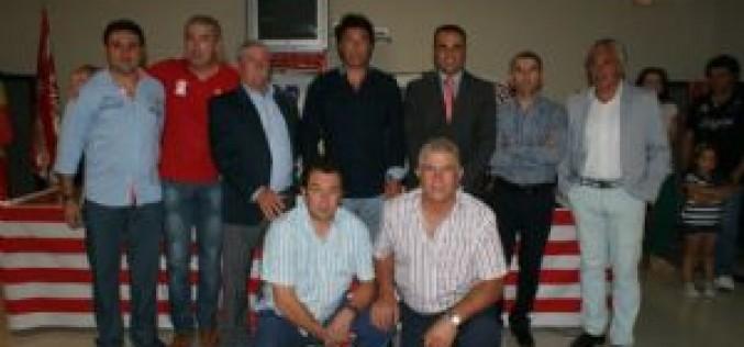Constituida de manera oficial la Peña Granadinista Nazarí de Alhendín
