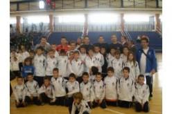 El equipo de Alhendín roza la final en el Torneo de Fútbol Sala Base de Marbella
