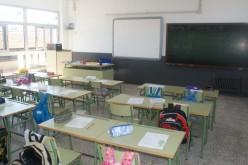 El curso escolar arranca con normalidad y mejoras en una decena de aulas