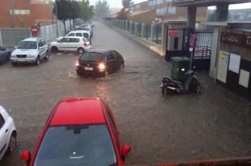 El Ayuntamiento solicita ayudas para arreglar los daños provocados por la tormenta del día 2