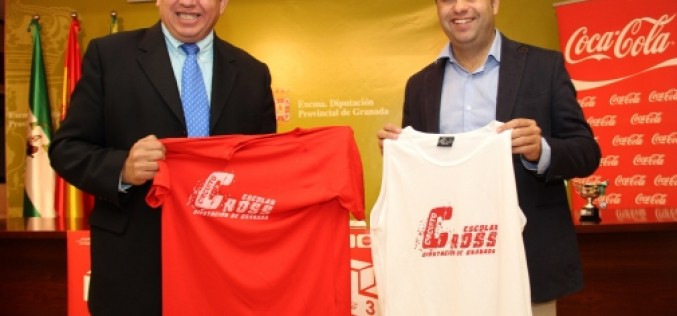 El XIX Circuito Escolar de Cross Coca Cola que promueve la Diputación llegará a Alhendín el 21 de febrero