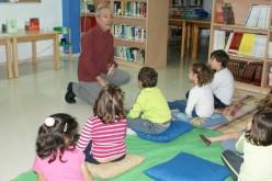 Celebrado el Día Internacional de la Biblioteca con el escritor Matías Fernández