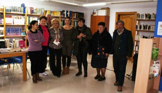 La Ronda Andaluza del Libro trae a Alhendín a la poetisa Rosaura Álvarez