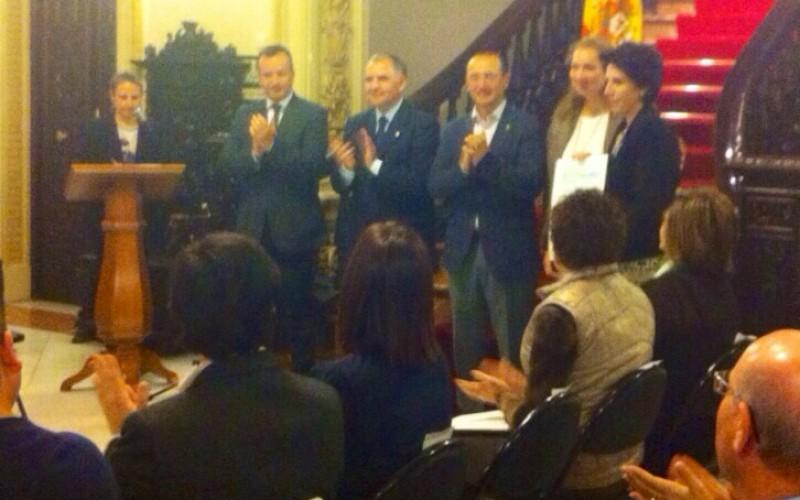 La Subdelegación del Gobierno reconoce el compromiso del Ayuntamiento en la erradicación de la violencia contra la mujer