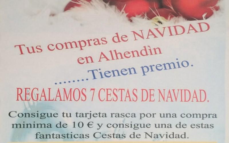 Haz tus compras de Navidad en el comercio local