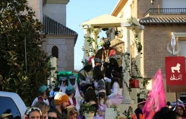 Cabalgata de Reyes 2015