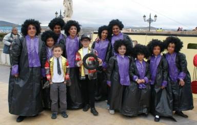 Pasacalles Carnaval 2015