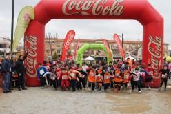Alhendín cierra con 800 participantes las pruebas del XIX Circuito Escolar de Cross