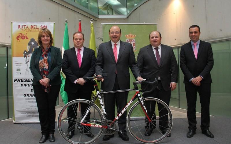 Alhendín será Meta Volante de la etapa reina de la 61 Vuelta Ciclista a Andalucía