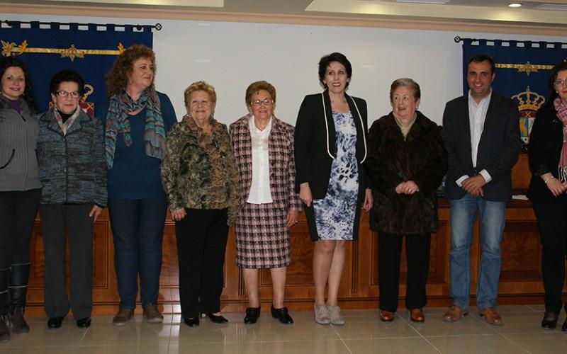 Alhendín reconoce el trabajo de siete alhendinenses en el Día Internacional de la Mujer