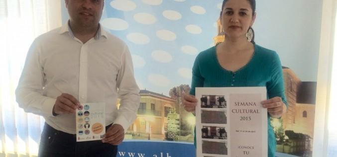 La nueva biblioteca municipal protagoniza la Semana Cultural
