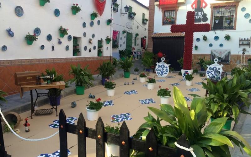 Seis cruces se presentan al concurso organizado por la Concejalía de Cultura