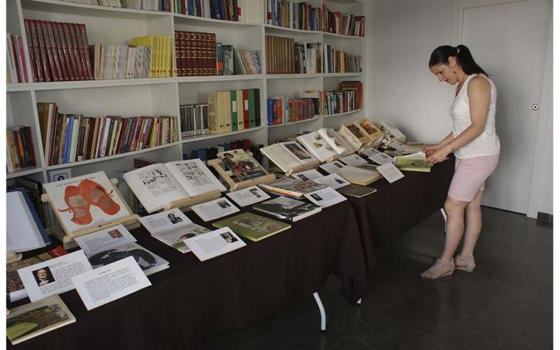 La exposición 'Libros en Ruta' llega a Alhendín