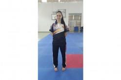 Nuria Serra, rumbo a Serbia para representar a España en el Campeonato Europeo Poomsae 2015