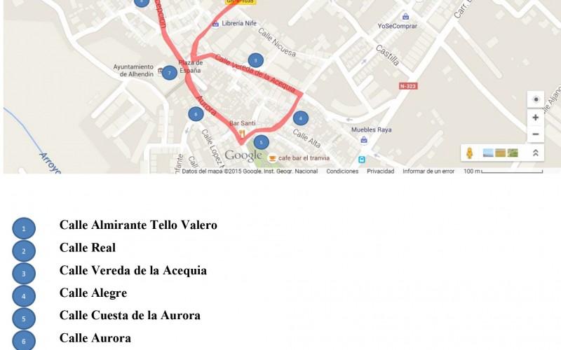 Más de 500 personas participarán este viernes en la XIV Carrera Urbana 'Villa de Alhendín'