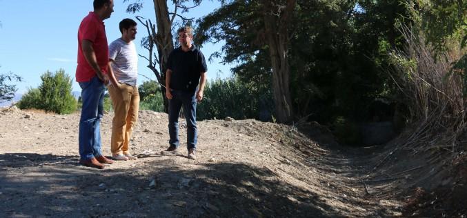 Limpiados los tramos más conflictivos de tres barrancos para evitar inundaciones